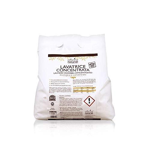 Detersivo in Polvere Ecologico Lavatrice Concentrato 3kg, Officina Naturae