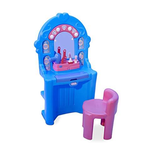tocador para niñas fabricante Little Tikes