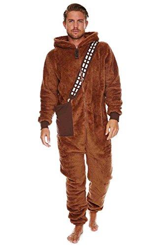 Star Wars Chewbacca Overall braun, Braun, Standard