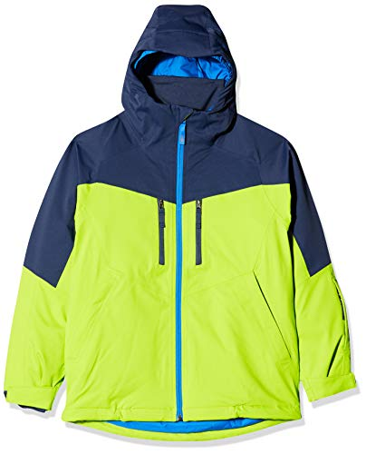 The North Face Kids TNF Chaquetas, Niños, Lime Green, M