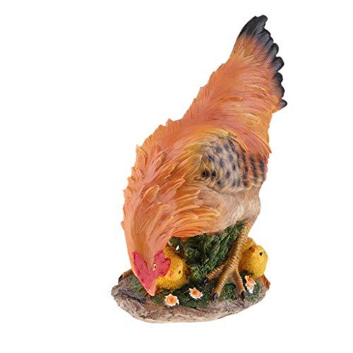 S Axing /Écureuil Figurine Bricolage Ornement Micro Paysage Bonsai Petit mod/èle Home D/écor Animal Miniature 2X2.3CM