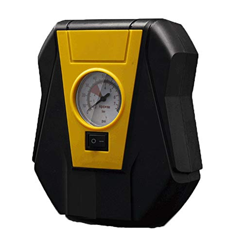 WNN-URG Solo Cilindro compresor de Aire de la Bomba, la Bomba de Aire portátil, Auto 12V for el neumático del Coche, Bicicletas y Otros Inflables URG