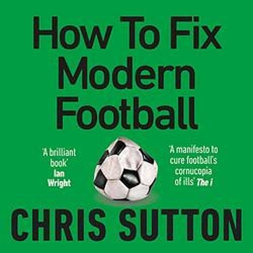 How to Fix Modern Football cover art