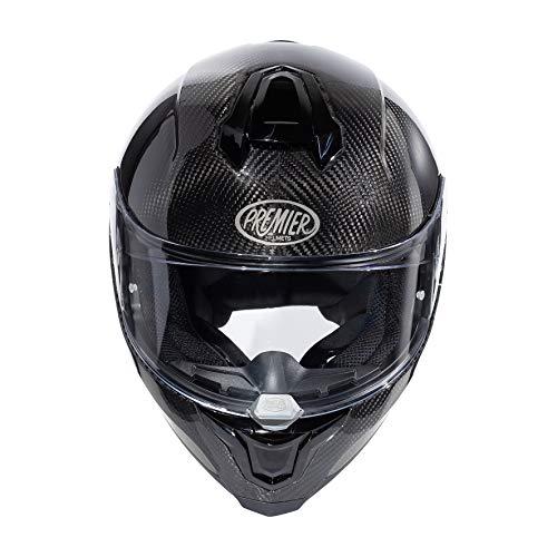 Premier Casco Hyper Carbon,Carb Negro,L