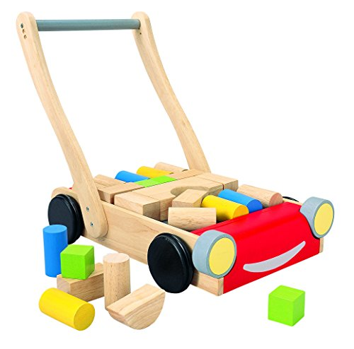PlanToys 51230 - PlanPreschool - Baby Walker