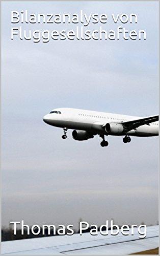 Bilanzanalyse von Fluggesellschaften