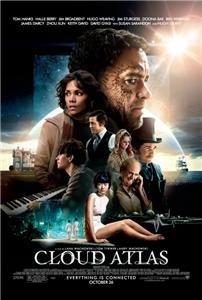 CLOUD ATLAS - 11'X17' Original Promo Movie Poster Tom Hanks Halle Berry