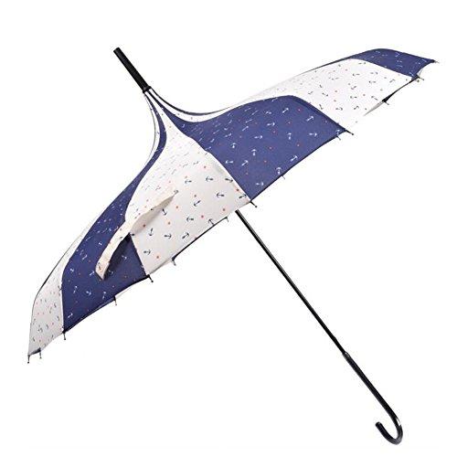 bpblgf Professionnel Pas Cher à La Mode MéNage Coupe-Vent Mariage Parapluie, 04