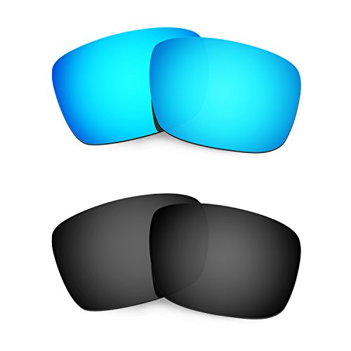 HKUCO Mens Replacement Lenses For Oakley Fuel Cell