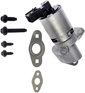 APDTY 112611 EGR Exhaust Gas Recirculation Valve For 2005-2010 Ford Mustang 4.0L Replaces Ford Replaces Ford CX2104, 5R3E-9Y456-CB, 5R3Z-9D475-CA, 5R3E9Y456DA, 5R3E9Y456AA