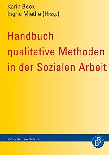 Handbuch qualitative Methoden in der Sozialen Arbeit