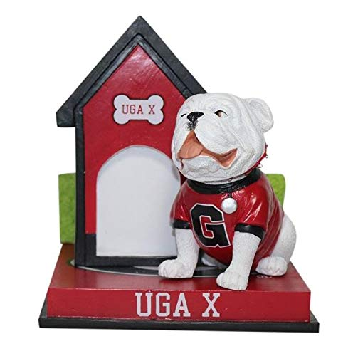 georgia bulldog figurine - 4