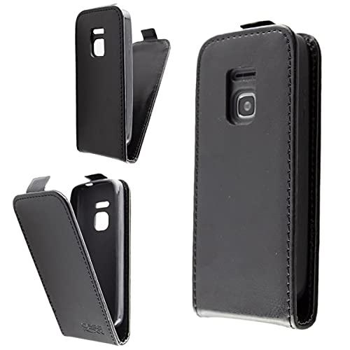 caseroxx Flip Cover für Nokia 225 4G (2020), Tasche (Flip Cover in schwarz)