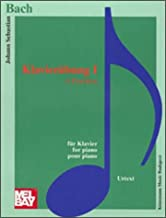 Bach: Klavier Uebungen I