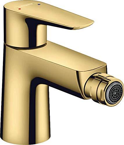 hansgrohe 71720990 Talis E - Válvula de desagüe para grifo monomando (acabado en oro pulido)