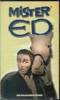 Mister Ed The Talking Horse Collector's Edition-Ed The Artiste