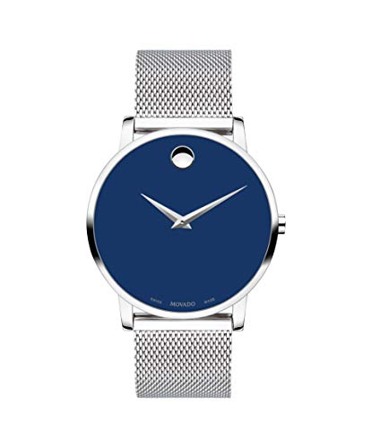 Movado Museum, Stainless Steel Case (Model: 607349) -  0607349