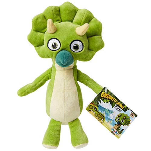 Gigantosaurus Tiny Plush Dinosaur Mini Figure, Super Soft & Cuddly Plush, Stands 7' Tall, Perfect for Playtime & Naptime! for Kids Ages 12 Months & Up