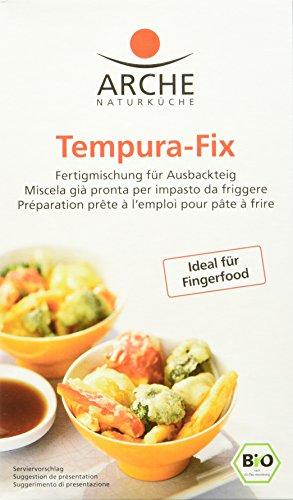 Arche Tempura-Fix Fertigmischung für Ausbackteig, 6er Pack (6 x 200 g)
