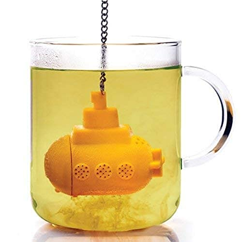 Tea Sub Tea Infuser Yellow Submarine by OTOTO