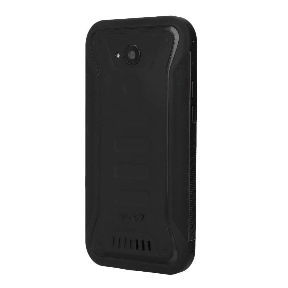 ASHATA 2G+16G 4G Teléfono Inteligente Militar Outdoor IP68 Waterproof Tres-Anti 4G Smartphone con 5000 mAh de Gran Capacidad Batería,Soporte Doble Tarjeta de Doble Modo de Espera(UE): Amazon.es: Electrónica