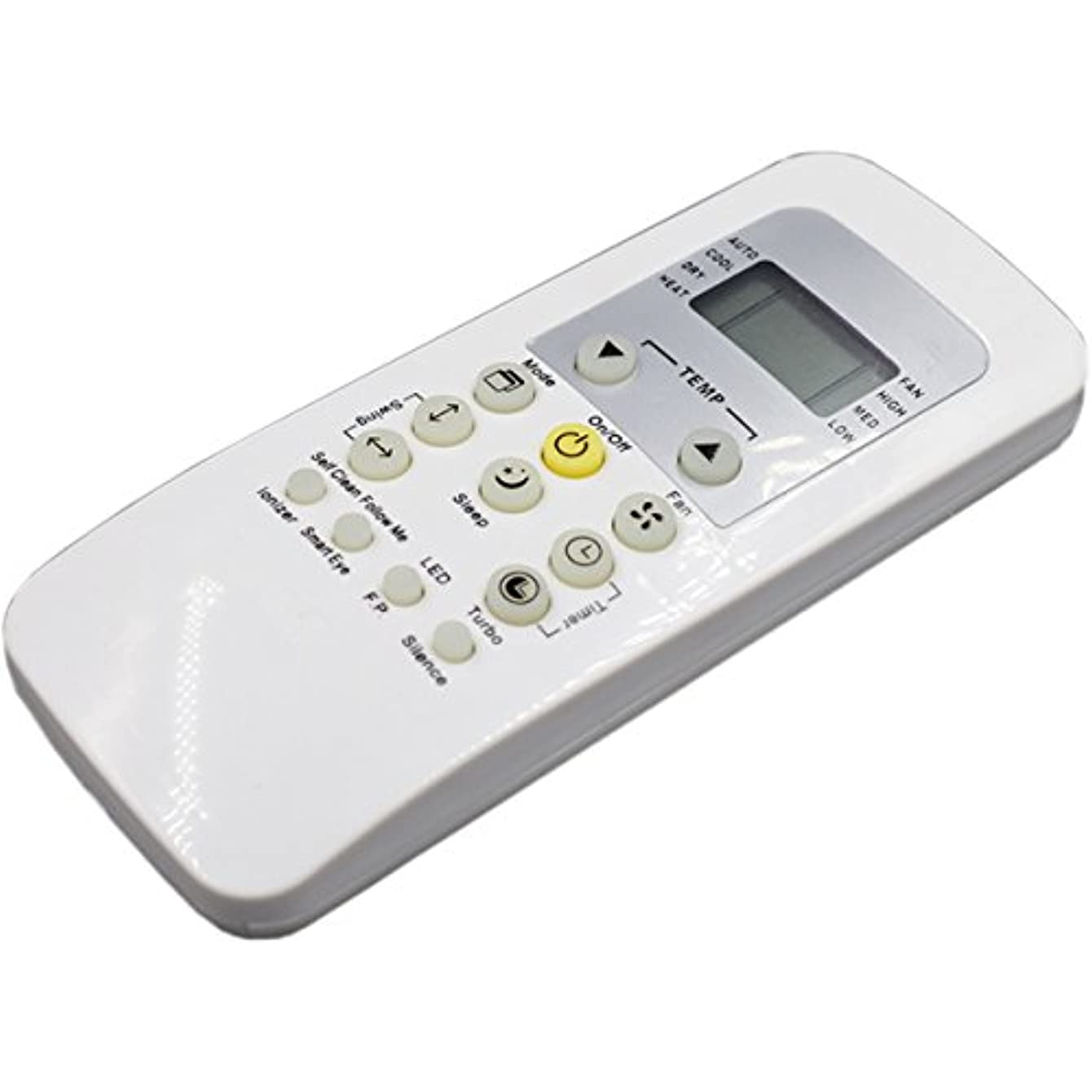 New Replacement Air Conditioner Remote Control Fit for Carrier RG56/BGEFU1-CA RG56/BGEF-CA RG56 BGCE