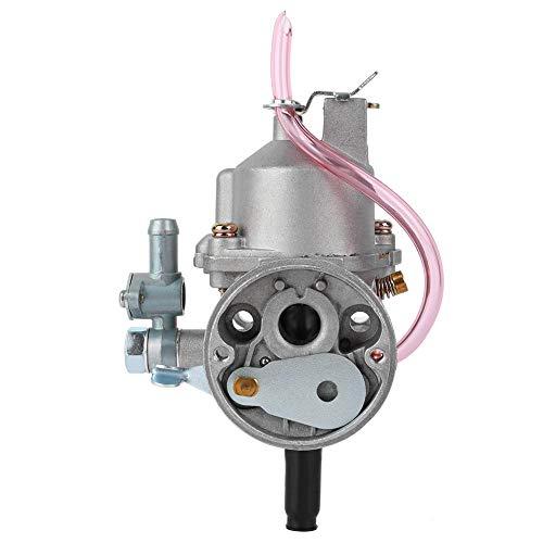 Oumij1 TD33 Carburetor Ay Float - Metal Premium - Piezas de Repuesto para Cortacésped - Fiable y Larga Vida Útil - para Kawasaki/Kaaz Td33, Td40, Td43, Td48, Cg400 Trimmer y Más Motores