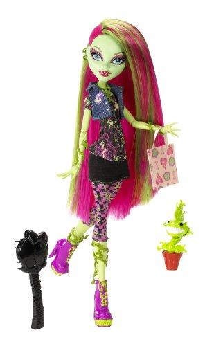 Monster High X6951 - Venus McFlytrap, la Hija del Hombre Planta