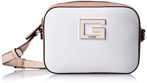 Guess GUESSKamryn Crossbody Top ZipMujerNude MulticoloreTaglia Unica