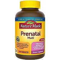 2-Pack Nature Made Prenatal Vitamin with Folic Acid