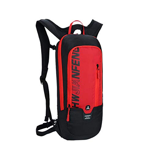 HWJIANFENG Bike Backpack,outdoor sport backpack Climbing Hiking Running Bike Cycling knapsack Ultralight Bicycle Water Bag Waterproof Hydration rucksack.