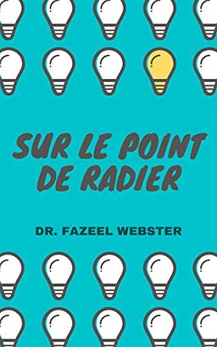 Couverture du livre SUR LE POINT DE RADIER