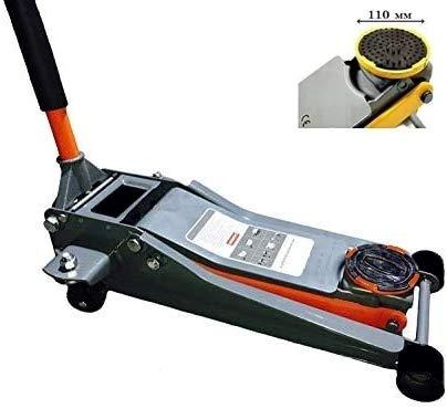 Cric/Crick Sollevatore Auto Martinetto Idraulico 3 Tonnellate TON per Auto Assetto Basso Ribassato