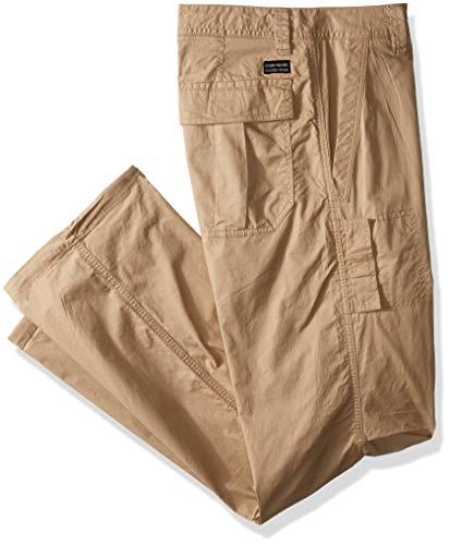 Sean John - Pantaloni classici da uomo, grandi e alti -  Beige -  50