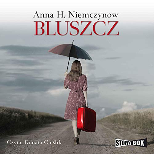 Bluszcz audiobook cover art