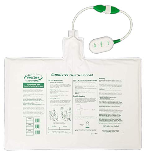 Replacement/Add-on Cordless Chair Sensor Pad - 10in x 15in Works with 433-EC and 433-CMU only