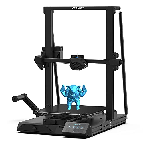 YILUFA Creality CR-10 Smart 3D Printer Official Ultra-quiet Motherboard And Automatic Hibernation 4.3 Inch Full Viewing Angle Touch Screen 300 * 300 * 400mm