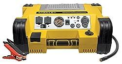 commercial STANLEY PPRH5 Professional Power Station Jump Start: 1000 Peak / 500 Momentary Amp, 500 W Inverter,… the stanley portable