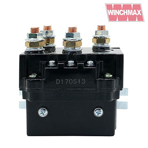 Winchmax Seilwinde Solnoid 12 V robuste Erweiterung Ring Terminal