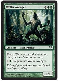Magic The Gathering - Wolfir Avenger (205) - Avacyn Restored
