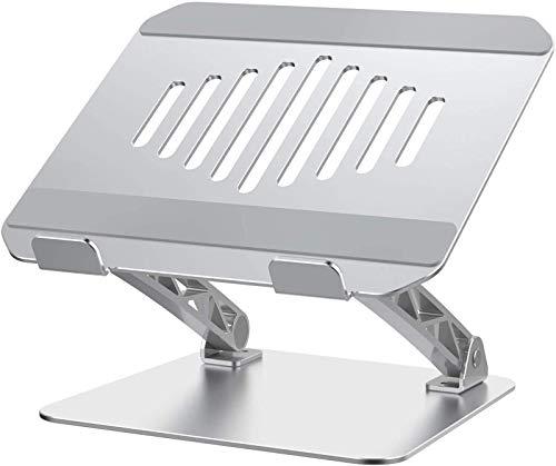 Laptop Stand Aluminum Computer Riser Ergonomic Laptops Elevator for Desk Adjustable Notebook Stand