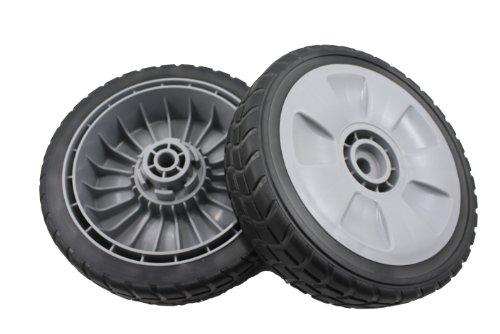 Honda 44710-VG3-010 Front Wheels, (Set of 2)
