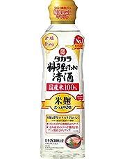 タカラ 料理のための清酒 米麹双麹仕込