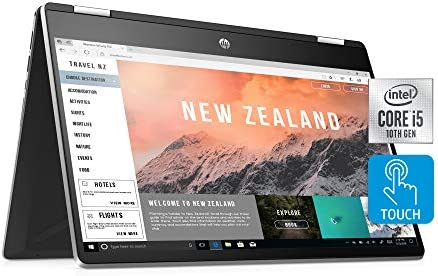 HP Pavilion x360 14 Convertible 2 in 1 Laptop 14 Full HD Touchscreen Display Intel Core i5 8 product image