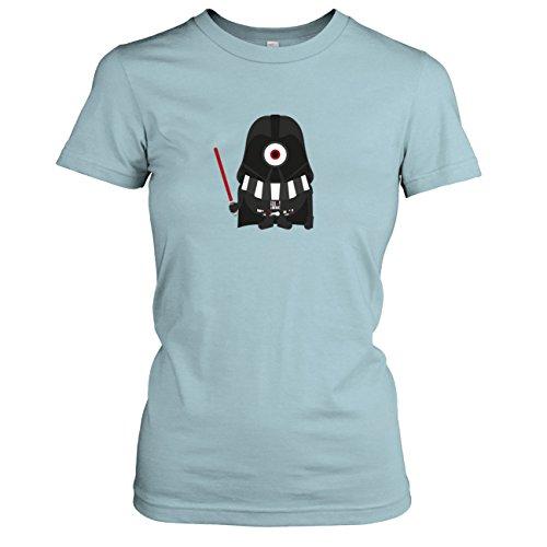 Texlab - Vader Banana - Damen T-Shirt, Größe XL, hellblau