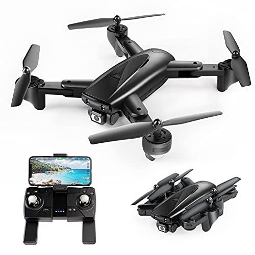 SP500 2K Drone con GPS Telecamera, Trasmissione WiFi 5G, Modalit Ritorno Home, Modalit Seguimi, Controllo dei Gesti, Volo Circolare, Modalit Hover per i Principianti
