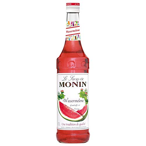 Monin Sirup Wassermelone, 0,7L 1er Pack
