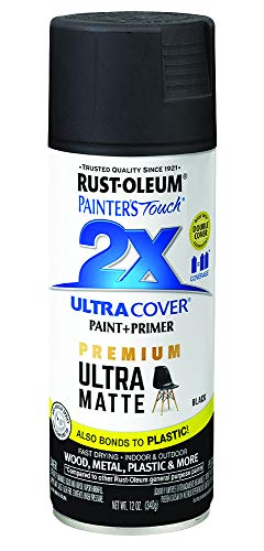 Rust-Oleum 331182 Painter's Touch 2X Cover, 12 Oz,...