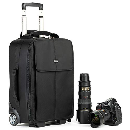 Airport Advantage XT Rolling Carry-On Camera Bag - Black
