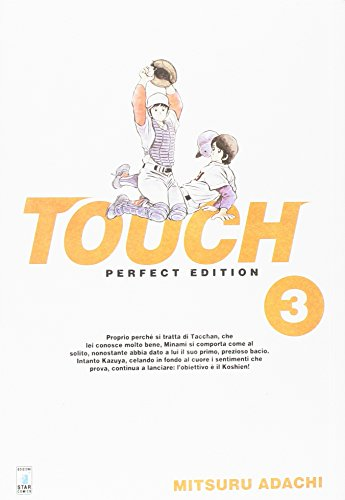 Touch. Perfect edition (Vol. 3)